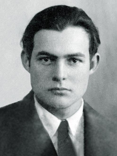 إرنست همينغوي
